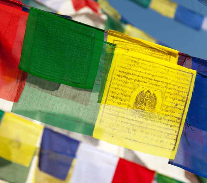 Tibetisches Heilyoga Lu Jong